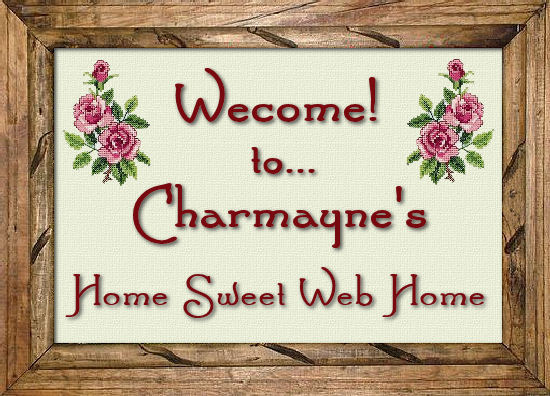 Charmayne's Home Sweet Web Home